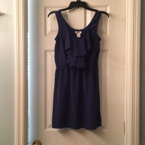 5 for $25 Navy blue party dress